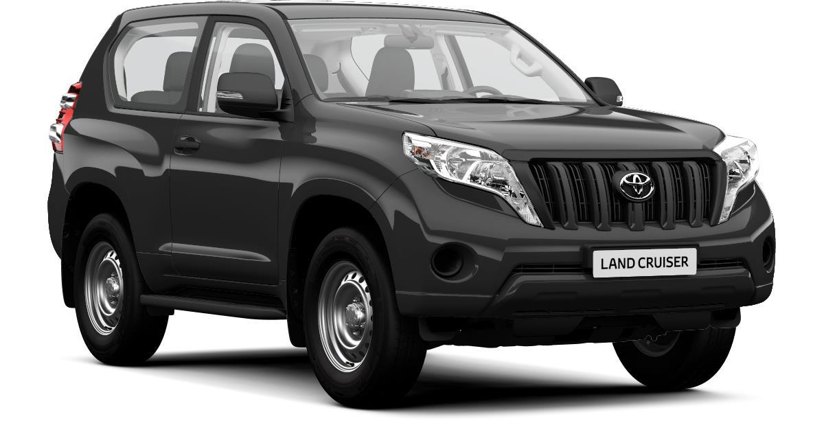 Toyota presenta la nuova Land Cruiser