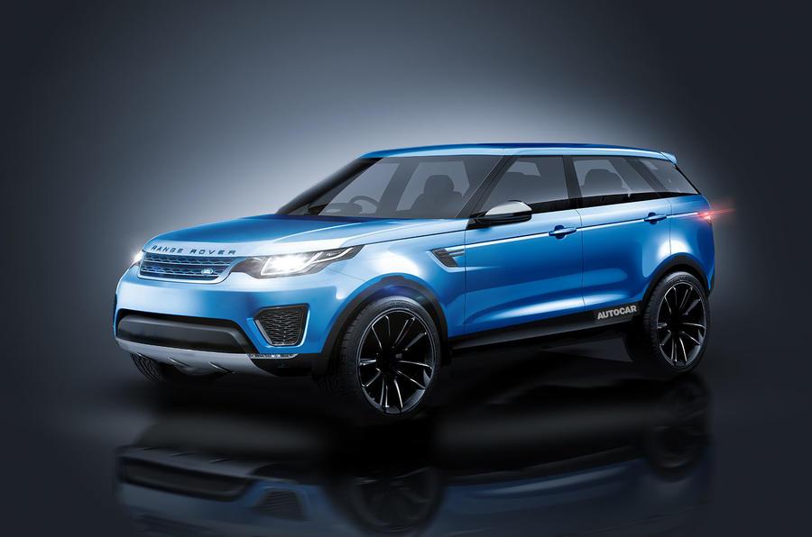 Questa è la nuova Range Rover Velar!