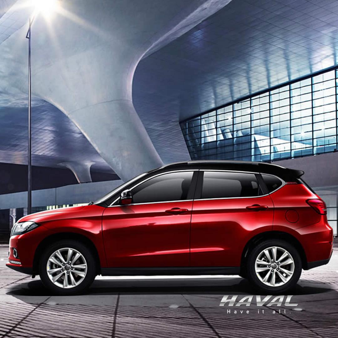 Haval H2 il SUV del futuro